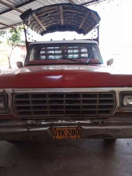 Hermosa Ford 250