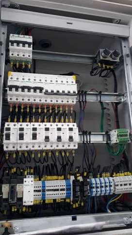 Electricista domiciliario/industrial