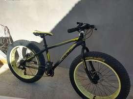 Bicicleta SBK fat bike Rod 24 - 7 cambios