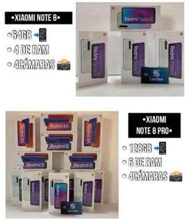 Xiaomi not 8 Pro entregas a domicilio sin recargo en la ciudad de Loja