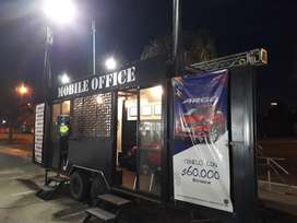 Oficinas Móviles Tráiler