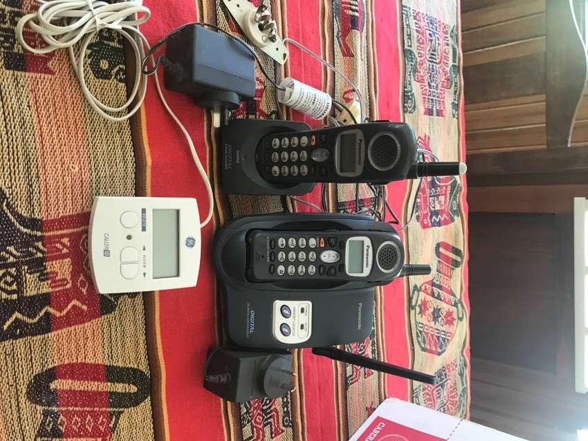 telefonos inalambricos Panasonic 0