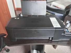 Impresora Epson L120 de tinta comestible + papel de arroz