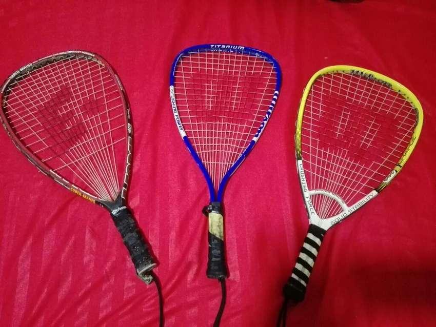 Raquetas Racquetball
