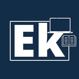 Academia Eduka solicita profesores de AutoCAD completo para curso online.