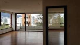 Lindo Departamento en Renta 3 dormitorios, LINEA BLANCA, Sector González Suárez