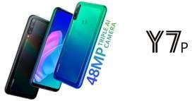 Nuevos Huawei Y7P 64gb