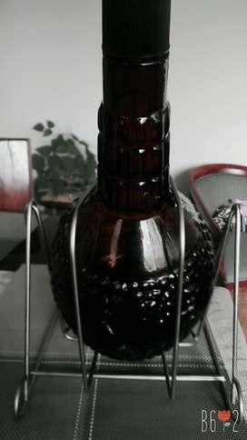 Botella Deorativa