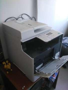 impresora canon laser color