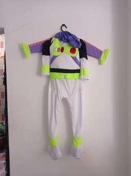 disfraz de buzz Lightyear niño talla 6