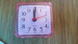 Reloj Despertador. sin Uso.
