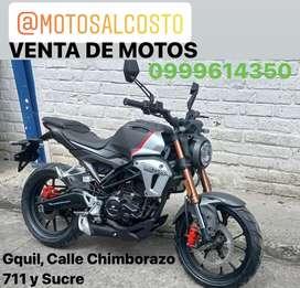 Moto Daytona Crossfire 250cc Barra Invertida y Radiador de Aceite