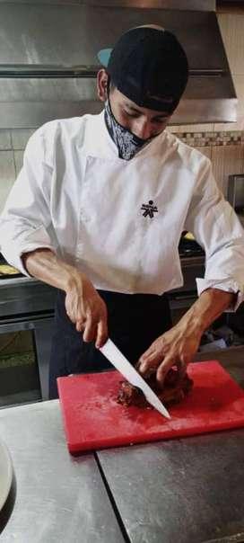 Busco Trabajo De Cocinero o Parrillero