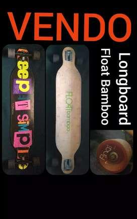 Longboard - Fload Bamboo