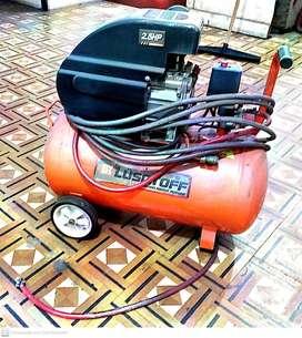 Compresor Lusqtoff 50 lts. 2.5 HP
