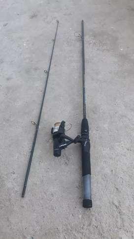 Vendo caña de pescar
