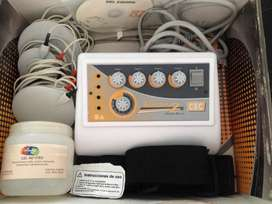 Electrodos CEC Ondas rusas