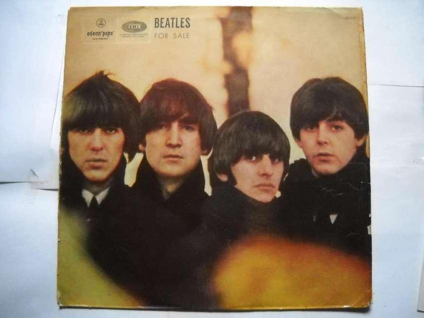 the beatles for sale vinilo buen estado 0