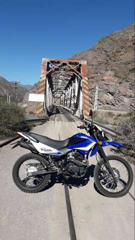 SKUA 200 MOTOMEL 2018 IMPECABLE