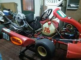 Karting 150cc Super 4 Tiempos Birel
