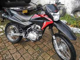 La moto se encuentra en Popayán, único dueño y exelente estado.