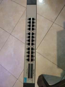 Switche HP 24 puertos
