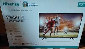 "Vendo Smart tv HD Hisense 32"""