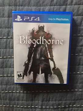 Bloodborne juego fisico PS4