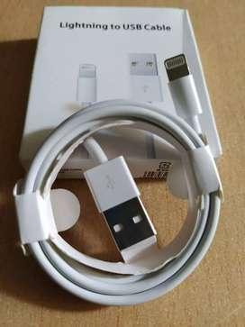 Cable de datos y carga lighning para iphone