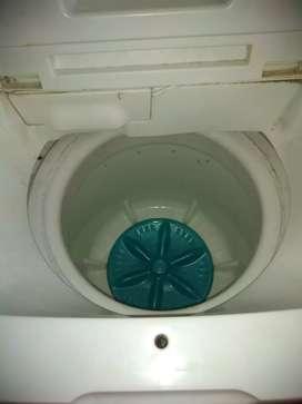 Líquido un hermoso lavarropa