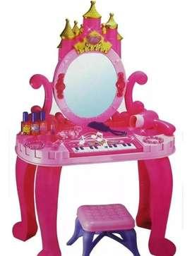 Tocador Y Piano para Niña