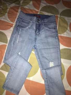 Jeans Talla 8