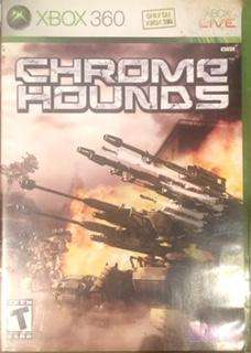 CHROME HOUNDS Xbox 360