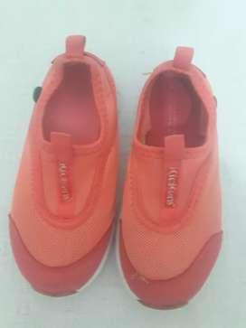Zapatillas nena Kickers N 25