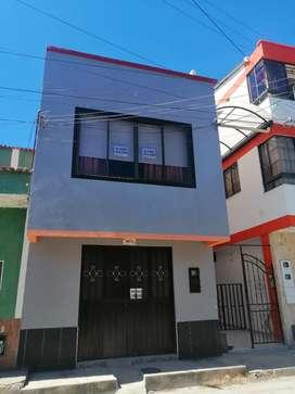 Se vende casa barrio kennedy málaga santander