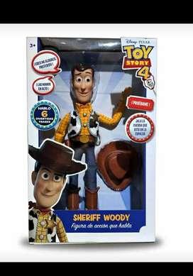 Vaquero Woody toy Stort