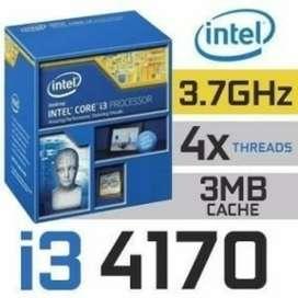 Intel Core I3 4170 con disipador
