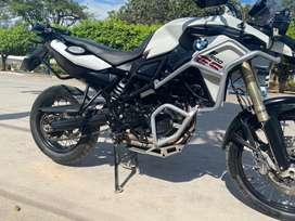 Vendo moto bmw gs 800