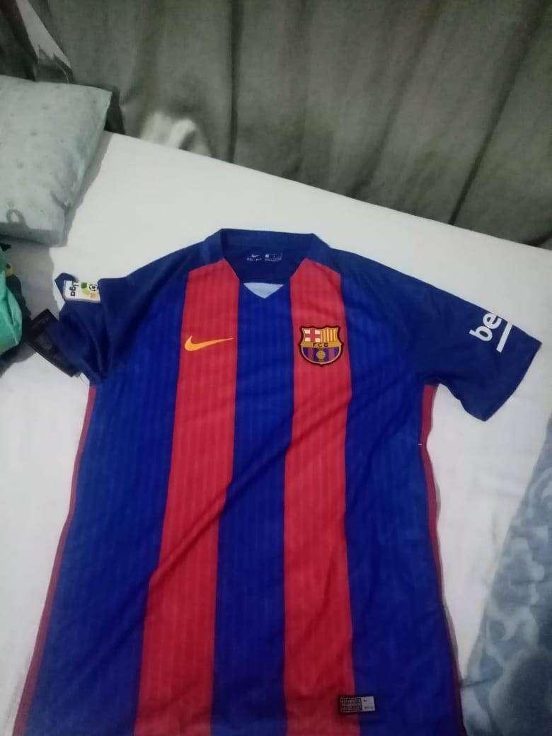 Camisa barcelona nueva original 0