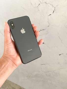 iPhone X 64GB Space Gray COMO NUEVO!