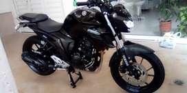Vendo Yamaha fz 25 impecable barata