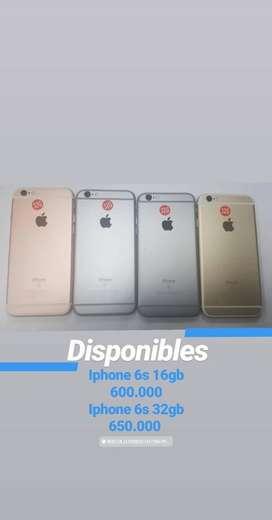iPhone 6s 32gb Y 16gb Oferta Barato