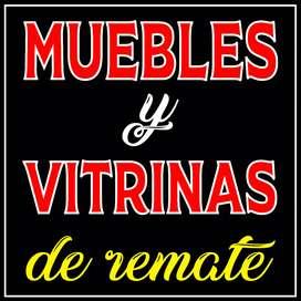 MUEBLES Y VITRINAS MULTI-USOS