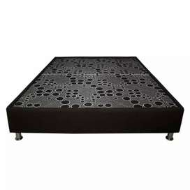 Base camas dobles excelente calidad