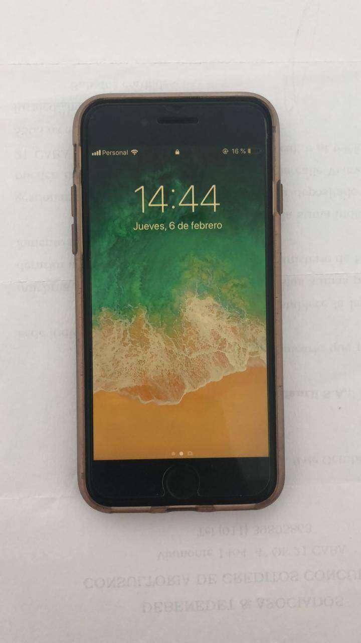 Iphone 7 usado 32 GB 0
