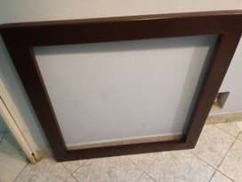 Marco para cuadro  90 cms x 90 cms