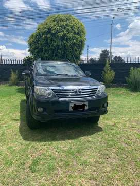 FLAMANTE TOYOTA FORTUNER 2014