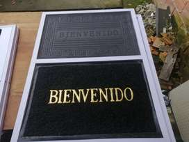 Tapetes  biodegradables
