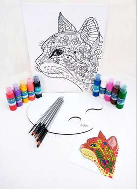 kits de arte ¡¡¡ENVIOS GRATIS NIVEL NACIONAL!!!