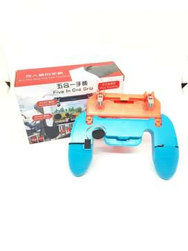 Gamepad Pubg Control Gatillos Joystick Kit Free Fire Fornite